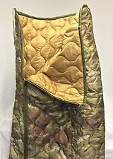 Multicam OCP Milspec Poncho Liner with zipper option