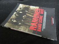 Ramones Best Japan Band Score Song Book in 2004 New York Punk Guitar TAB