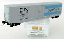 N Scale 50' Standard Box Car - Canadian National #289005 - MTL #18100090