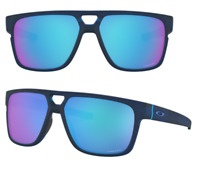 Oakley Herren Sportbrille Sonnenbrille OO9382-03 60mm Crossrange Prizm 4 16