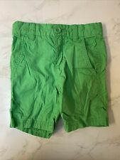 United Colours Of Benetton Baby Green Shorts Age 1 Year