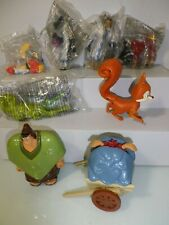 McDonalds toys 2001  'Emperors New Groove'