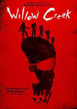 Willow Creek (DVD, 2014)   evil in Bigfoot Country     BRAND NEW