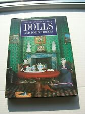 Dolls and Dolls' Houses Constantine Eileen King Hardback Book 1996