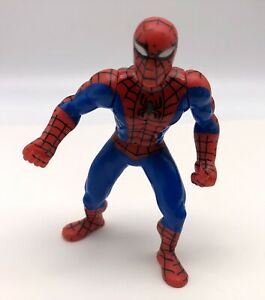 McDonalds SPIDER-MAN 1995 Marvel Animated Series Action Figure Toy Happy Meal