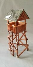 Dept 56 Christmas Village Lookout Tower 1999 retired 56.52829 Accessories Rustic