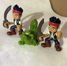 Disney Jake And The Never Land Pirate Tick Tock Croc Figure Mattel