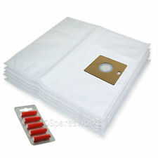 5 x Cloth Vacuum Bags For Nilfisk ACTION A100 A200 82215200 Hoover Bag + Fresh