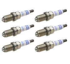 BMW Spark Plug Set of 6 BOSCH Original Platinum High Power Plugs Made in Germany