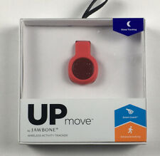 Jawbone Up Move Ruby Clip On Activity Tracker