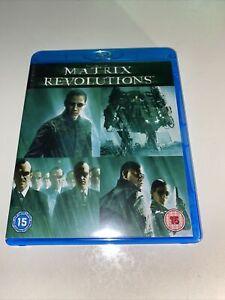 The Matrix Blu-ray 1999 Original Classic Sci-Fi Movie w/ Keanu Reeves