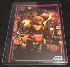 Limited Run Games SteamWorld Heist 032 Silver Trading Card