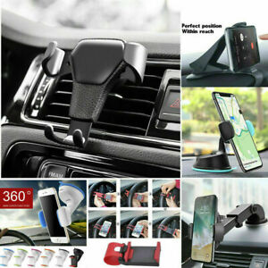 HOT Gravity Car Air Vent Mount Cradle Holder Stand for iPhone Mobile Cell Phone
