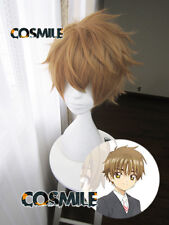 Card Captor Sakura CLEAR CARD Li Syaoran Cosplay Hair Wig Cos Anime B