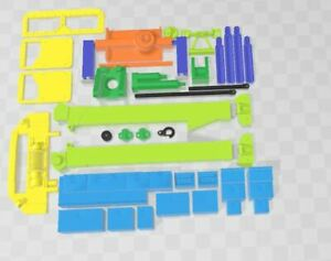 Mk36 Wreckler conversion for the Trumpeter Oshkosh MTVR MK23 1/35 kit 3d print