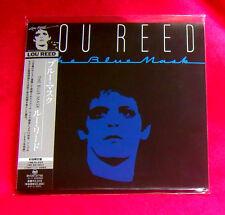 Lou Reed Blue Mask MINI LP CD JAPAN BVCM-37750