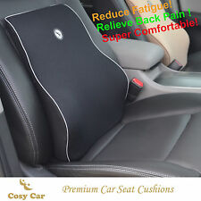 Back Cushion, Lumbar Support, Ergonomic Cushion, Memory Foam, Back Huggar