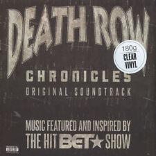 Death Row Crónicas (180g 2lp Claro Vinilo, Original Soundtrack) 2018 DEATH ROW