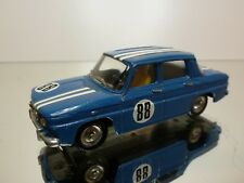 DINKY TOYS 1414 RENAULT R8 GORDINI - #88 - BLUE 1:43 - VERY GOOD CONDITION