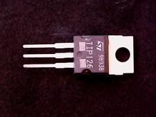 TIP126 Transistor - Custodia To220 Make STMicroelectronics