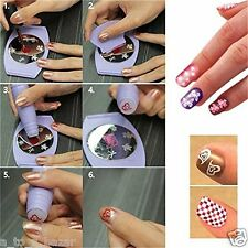 Salon Express Nail Art Stamping Kit/ Birthday Gift/ Diwali Gift