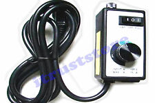 UNIVERSAL AC/DC VARIABLE SPEED CONTROL FOR ROUTER POWER TOOL
