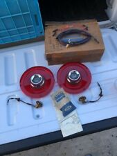 NOS 1965 Ford Back Up Lamp Kit Galaxie 500 XL C5AZ-15499