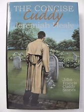 Jeremiah Healy – THE CONCISE CUDDY (1998) –  Detective Short Stories