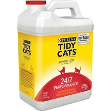 Tidy Cats 24/7 Performance Triple Odor Protection Clumping Cat Litter (20 lbs)