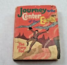 Whitmans A Big Little Book #26 Hanna Barberas Journey to the Center of the Earth