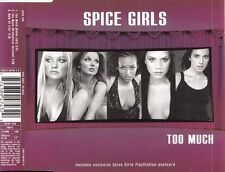 Spice Girls too much | Maxi-CD UK cd2