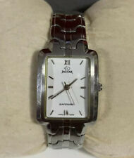 VTG Jaguar Sapphire Crystal Stainless Steel Ladies Watch Silver tone