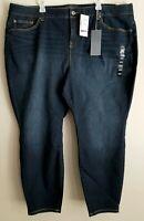NWT Torrid Women's Jeans Skinny Bombshell Size 28S Plus Size Stretch