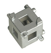 "DISC BRAKE CALIPER PISTON REWIND/WIND BACK CUBE TOOL 3/8"" SQ DR"
