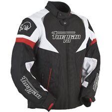 Giacche regolabile nero Furygan per motociclista