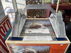 LIONEL 6-14083 PEDESTRIAN WALKOVER O GAUGE SCALE TRAIN LAYOUT ACCESSORY 2-TRACKS
