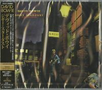 DAVID BOWIE-THE RISE AND FALL OF ZIGGY STARDUST AND THE SPIDERS...-JAPAN CD D20