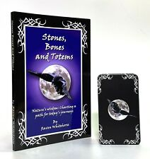 Stones, Bones and Totems by Raven Whitehorse, 84-Card Deck and Book Set