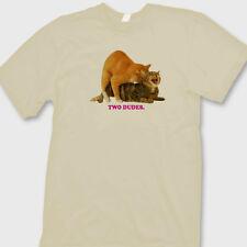 TWO DUDES Golf Wang Cats T-shirt Odd Future OFWGKTA Tee Shirt