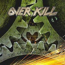 Overkill - The Grinding Wheel [New Vinyl LP] Black, Gatefold LP Jacket, Ltd Ed,