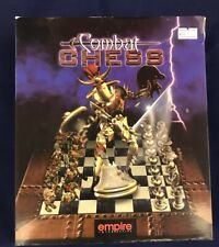 COMBAT CHESS Big Box Set Complete by Empire. FREE UK POSTAGE.