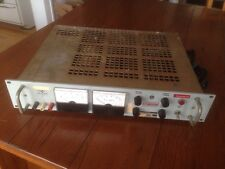 Working Trygon Electronics RS-160-1 0-160V 1A Variable DC Power Supply Working