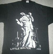 Little Walter Vintage Shirt Men's L 1991 Chicago Blues Harmonica Chess