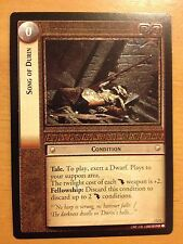 Lord of the Rings CCG Realms Elf-Lords 3U5 Song of Durin LOTR TCG