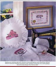 Toute occasion/stitchers certificat cross stitch chart/pattern (color charts)