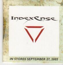 (BG978) Index Case, Listen / Deserver - 2005 DJ CD
