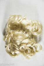 11 In Interlocking French Comb Medium Wavy Accessories Clip On Piece Hair Pieces