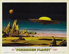 "Forbidden Planet Robby the Robot, Poster Replica 14 x 11"" Photo Print"
