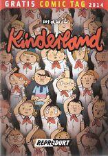 Comic - Vom Gratis Comic Tag 2014 - Kinderland - deutsch