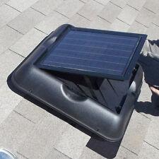 Solar Royal Attic Fan, 25 Watt, 1500 CFM, Vent, Monocrystalline Solar Power